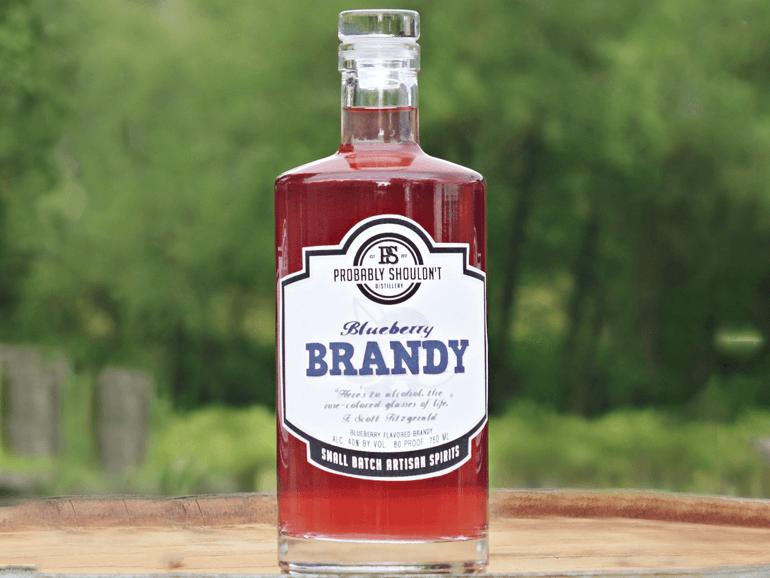 Probably Shouldn't Apple Brandy