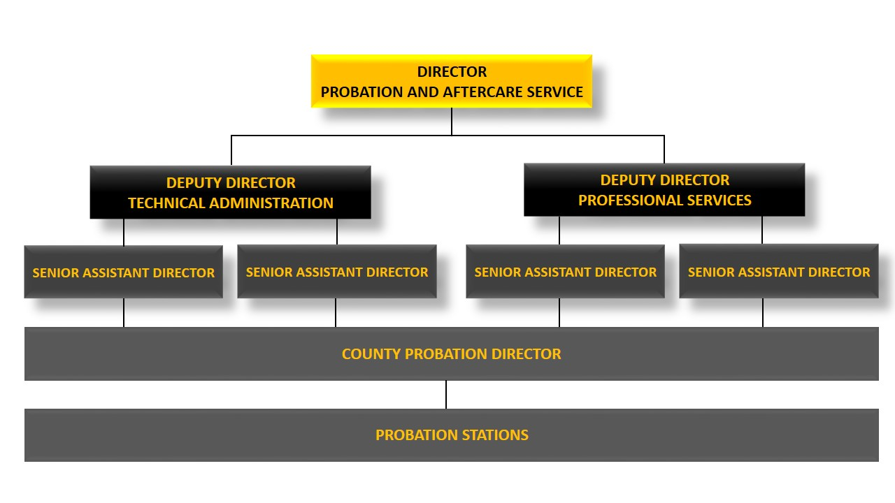 Us Prisons Correctional Officers Rank Structure