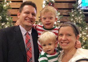 Rick Smith Family