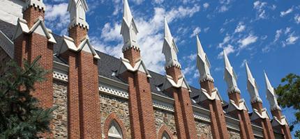 classic church building