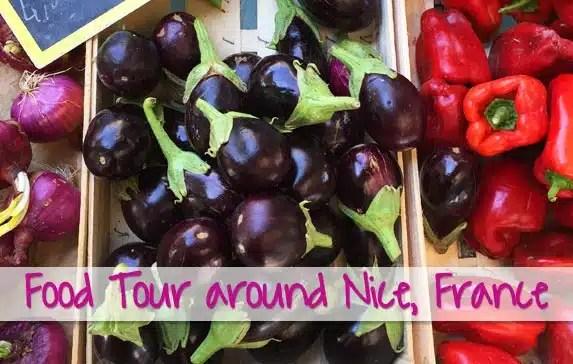 Food Tour around Nice with A Taste of Nice