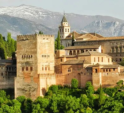 If you plan Southern Spain Road Trip Itinerary, you must know how much time to spend in Seville and Granada. My guide will help you plan your own road trip itinerary for Andalucia. Download it now for free.