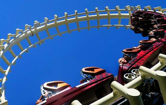 Ultimate Dare Devil Guide to the Efteling Roller Coasters