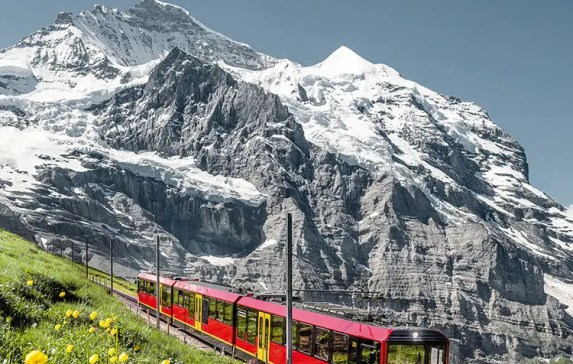 Jungfraujoch Switzerland Story