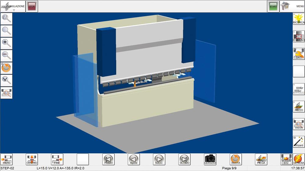 IDEA BEND 3D -PIEGATRICE BOLOGNA