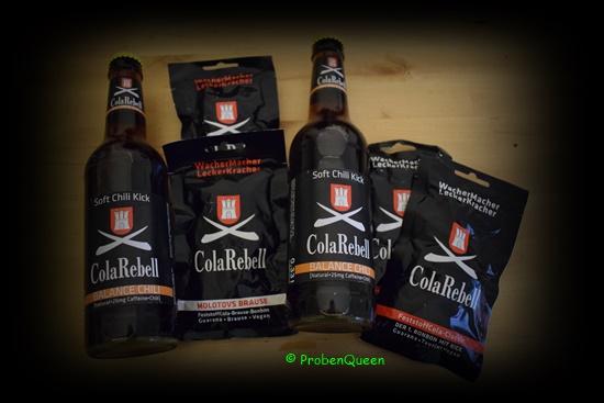 Cola Rebell Testpaket