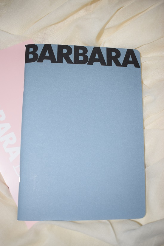 Barbara Box Notizbuch Probenqueen