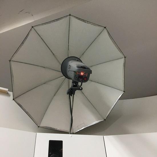 3D Generation Schirm Probenqueen