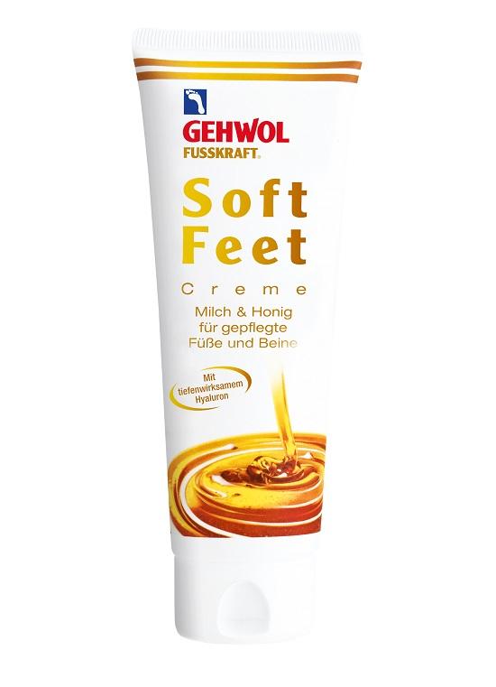 Gehwohl Fusskraft Soft Feet Creme Probenqueen