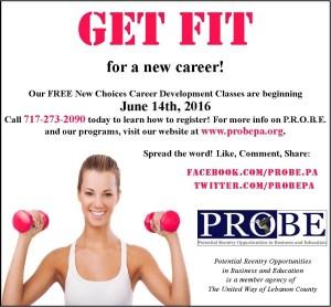 Get Fit CDC June 2016