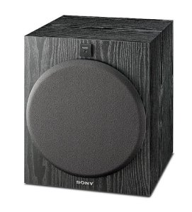 1. Sony SA-W2500 Performance Line 100 Watt Subwoofer