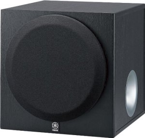 2. Yamaha YST-SW012 8-Inch Front-Firing Active Subwoofer