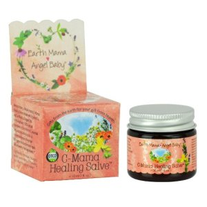 7. Earth Mama Angel Baby C-Mama Healing Salve