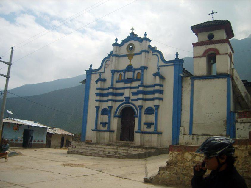 Iglesia de Arahuay