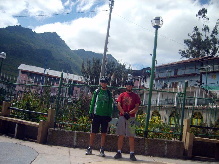 Plaza de Lachaqui