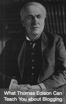 عکس توماس ادیسون مخترع برق - Thomas Edison