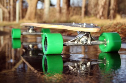 Atom Longboard drop through 04