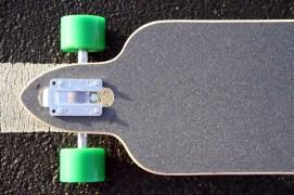Atom Longboard drop through 07