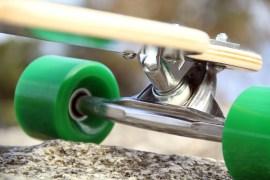 Atom Longboard drop through 13