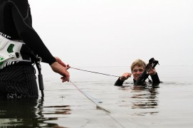Kitesurfen Insel Ruegen Safety Training 06