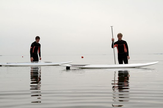 Stand up Paddle Ruegen 01