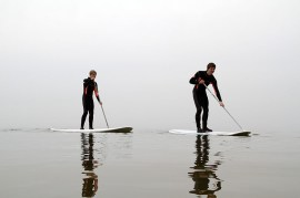 Stand up Paddle Ruegen 02