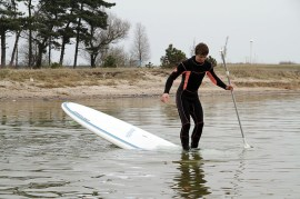Stand up Paddle Ruegen 03