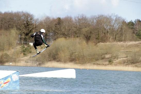 Wakeboarden Ruegen Custom Wakeboard Test 01