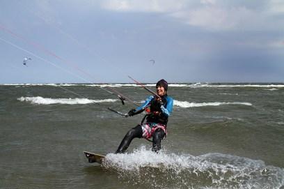 Kitesurfen Ostsee Ruegen 10