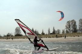 Kitesurfen Ostsee Ruegen 16