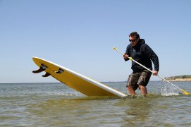 SUP Ruegen Stand up Paddle 04