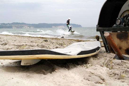 Wakeboarden Ostsee 01