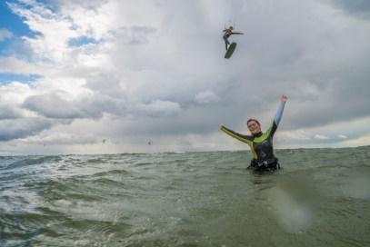 Kitesurfkurs Insel Rügen