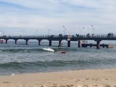 SUP Wave Ruegen Wellen surfen 06