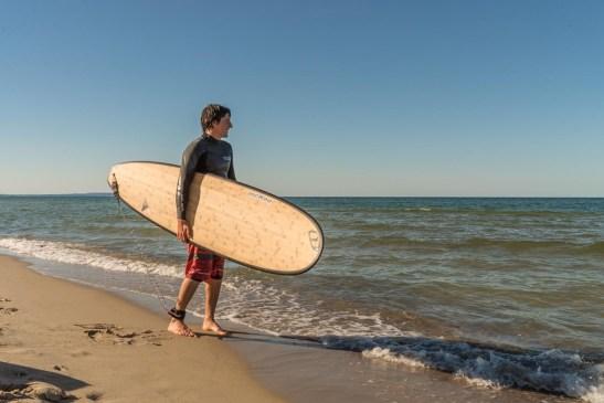 Wellenreiten Surfen Ruegen 01