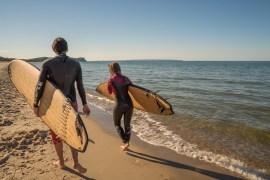 Wellenreiten Surfen Ruegen 03