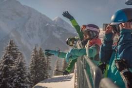 Snowboarden Mayrhofen Zillertal 2017 06