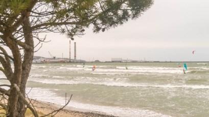 Stum Windsurfen Kitesurfen Mukran Ostsee Ruegen 11