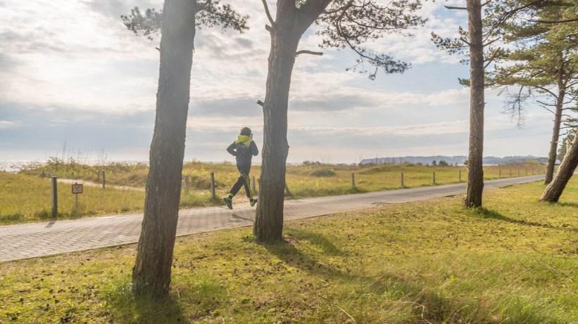 Run&Fit Lauftraining am Ostseestrand Ruegen 02