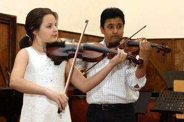Castigatoarea Premiul Vittoria Caffa Righetti la International Music Competition din Italia va canta la Braila