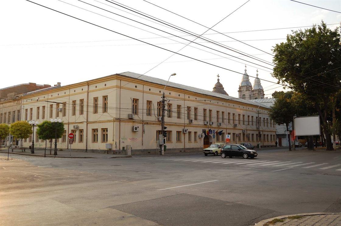 Hotel St. Petersburg Braila