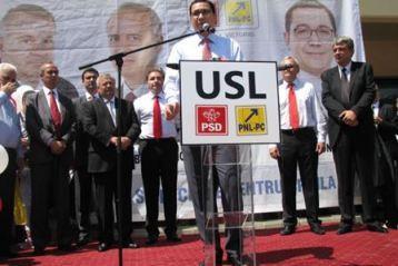Ponta si Antonescu, asteptati joi, la Braila, la o actiune electorala programata la Sala Polivalenta