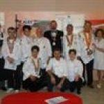 Show gastronomic cu Maestrii in Arta Culinara de la Scoala Bella Italia din Braila