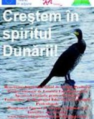 """Proiectul, """"Crestem in spiritul Dunarii"""" a ajuns la final"""