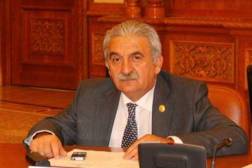 Vasile Varga a prezenat primul raport in plenul Camerei Deputatilor