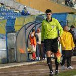 Interviu cu arbitrul asistent Marius Cristian Marchidanu