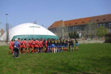 Incepe si campionatul de rugby