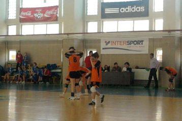 Debut cu stangul pentru handbalistele junioare II