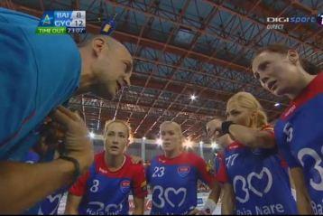 HCM Baia Mare nu a rezistat in fata campioanelor Europei