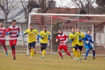 Sportul Chiscani învinsă de CSM Focșani